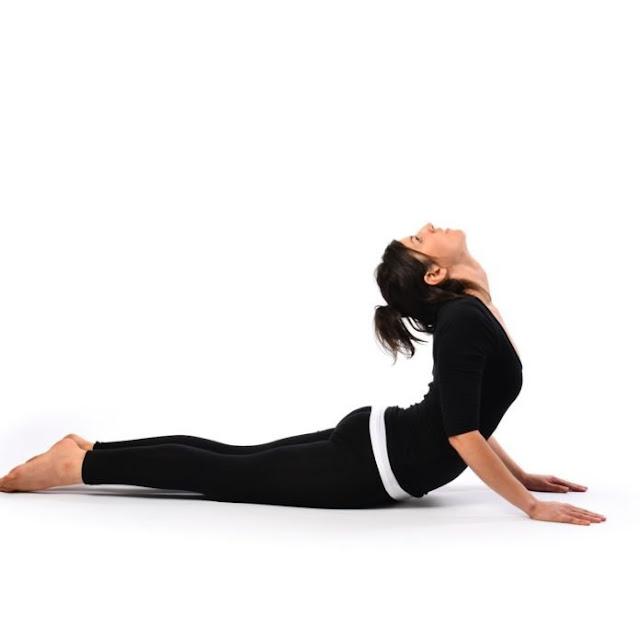 Yoga cơ bản Half Cobra Pose