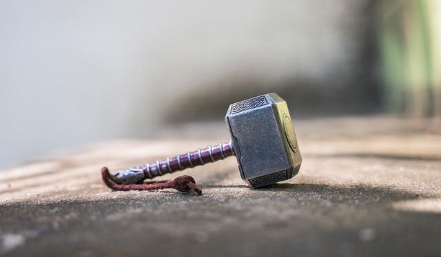 Mjolnir, Martelo do Thor
