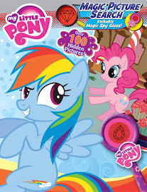 MLP Mega Picture Search Book Media
