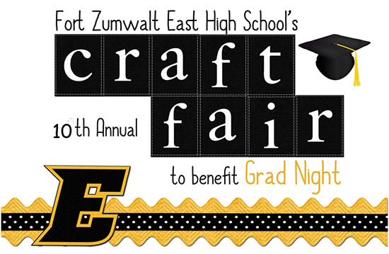 10th Annual Fort Zumwalt East High School Grad Night Craft Fair