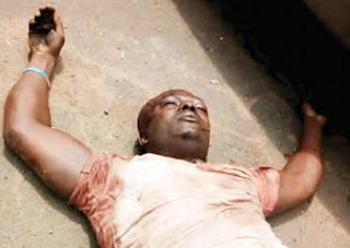 Ihechi Nwankwo: Mosted Wanted armed robber killed