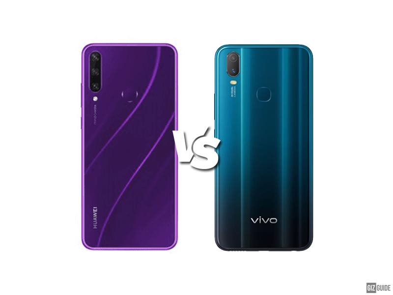 Huawei Y6p vs Vivo Y11 Specs Comparison