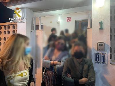 Polizei löst illegale Party von Touristen auf Fuerteventura auf