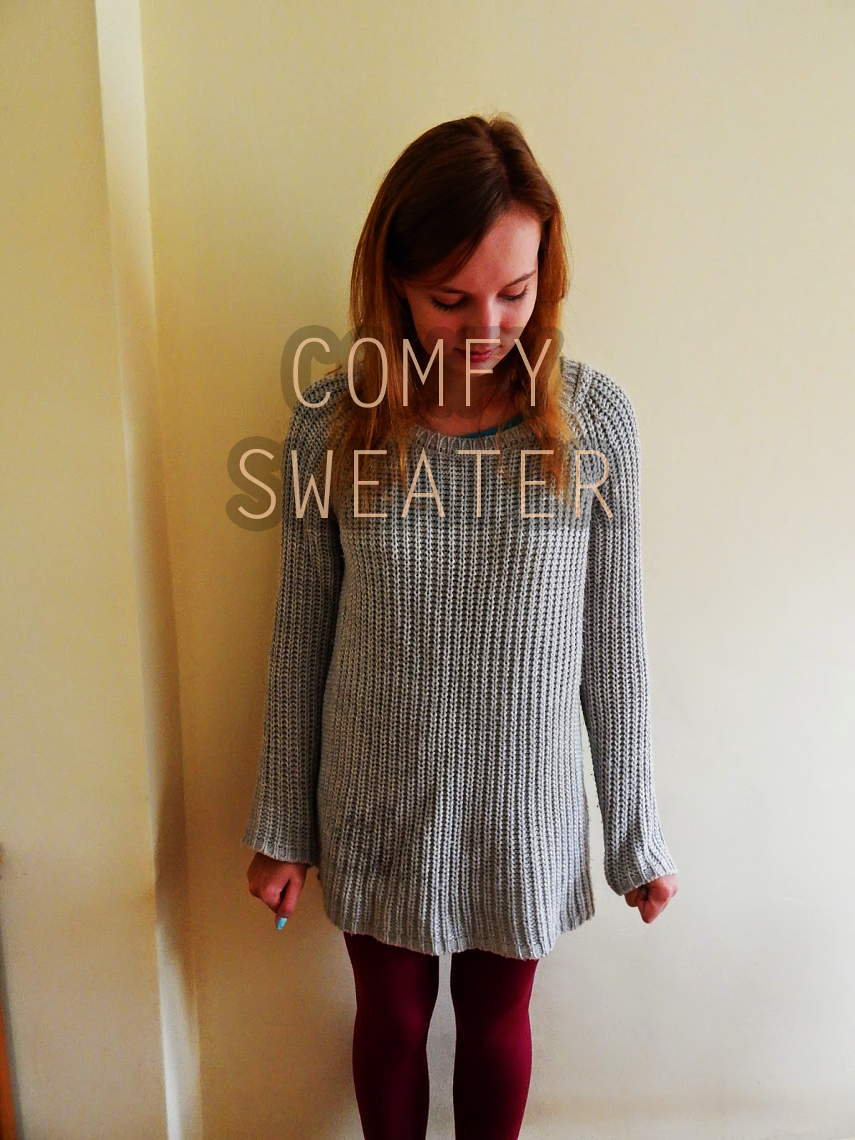 ~38 Comfy sweater