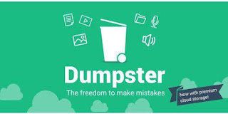 Restore Deleted Photos by Dumpster (MOD, Premium)