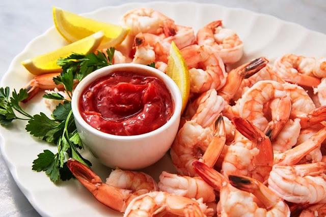 Shrimp Cocktail - 4