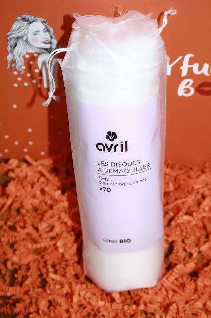 biotyfull box avril 2016 beauté bio biologique cosmétiques français abonnement mensuel