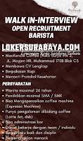 Walk In Interview at MacKenzie Coffee Surabaya September 2020