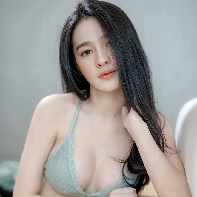 Hot girl thế hệ mới của Thái Lan trở thành người mẫu nội y