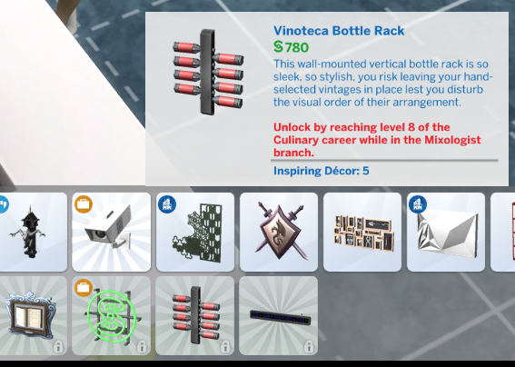 This item should be unlocked but it's still locked — The Sims Forums