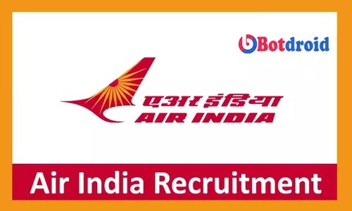 Air India Recruitment 2021 Apply Online for Air India Job Vacancies in Air India Career