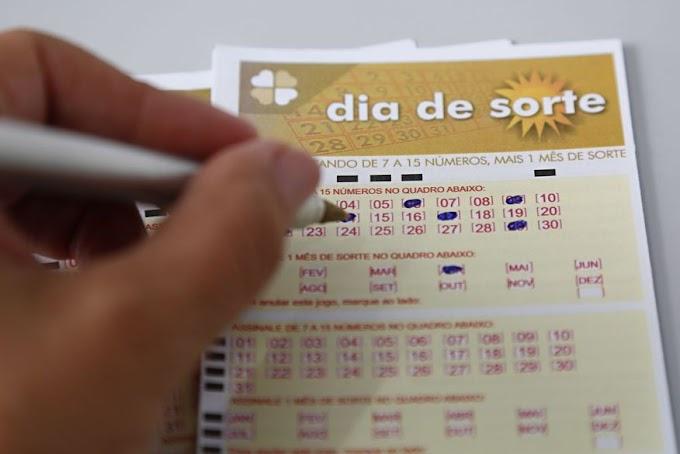 MILIONÁRIA: Aposta do Sertão do Estado acerta resultado do 'Dia de Sorte' e leva quase R$ 3 milhões.