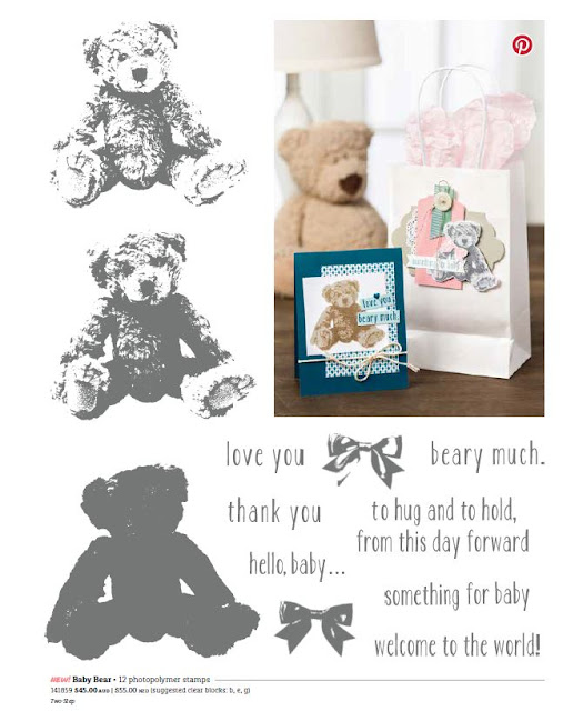 Baby Bear - Simply Stamping with Narelle - available here - http://www3.stampinup.com/ECWeb/ProductDetails.aspx?productID=141859&dbwsdemoid=4008228