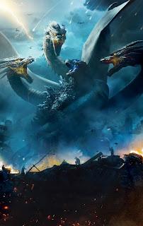Godzilla Mobile HD Wallpaper
