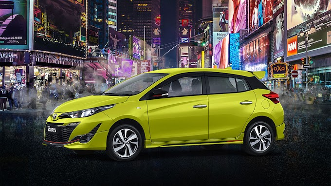 Harga All New Yaris 2019
