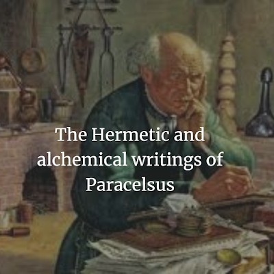The Hermetic and alchemical writings