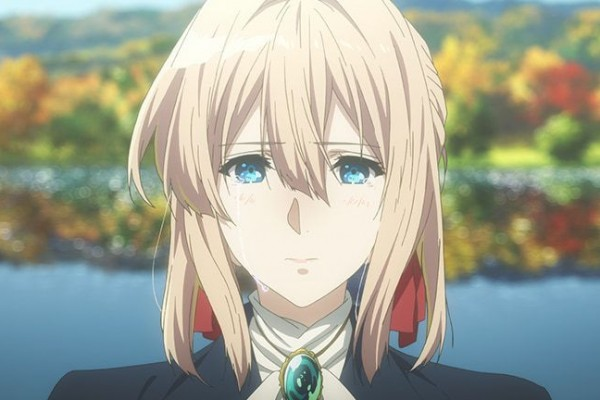 violet evergarden gilbert mayor