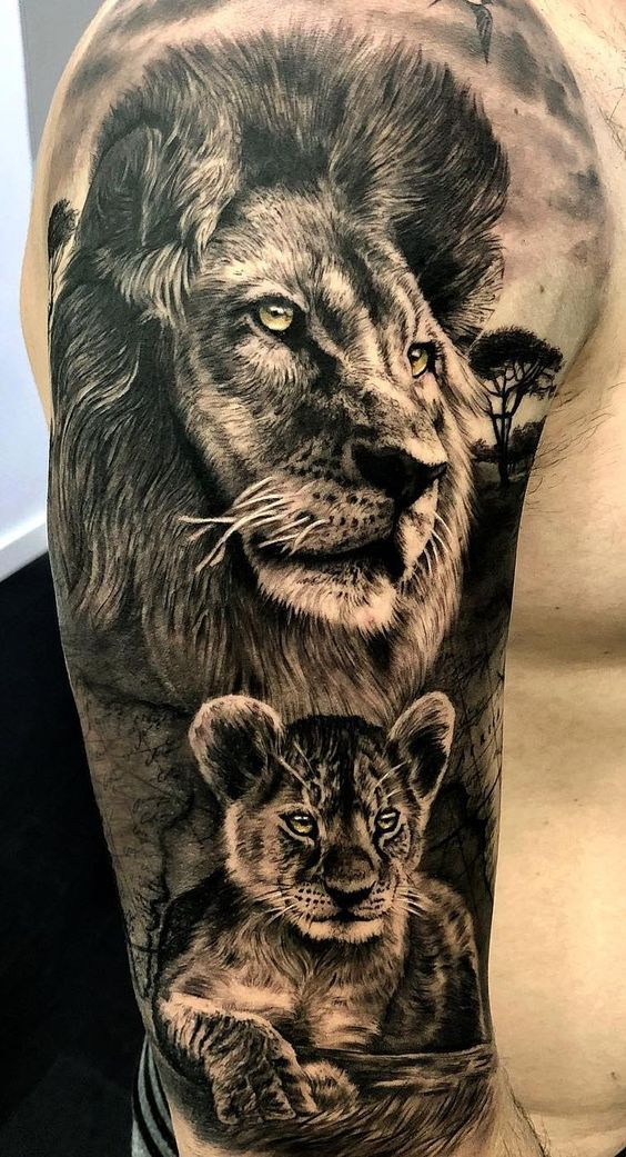 TOP 50+ Popular Tattoo Designs For Men 2019
