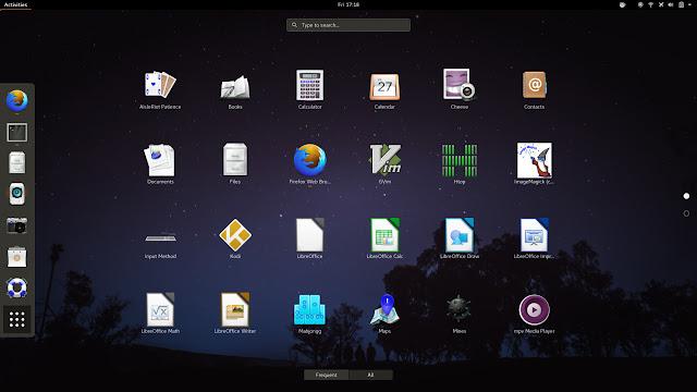 Ubuntu Gnome 17.04