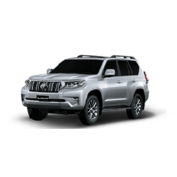 Toyota Prado Car Models in Pakistan