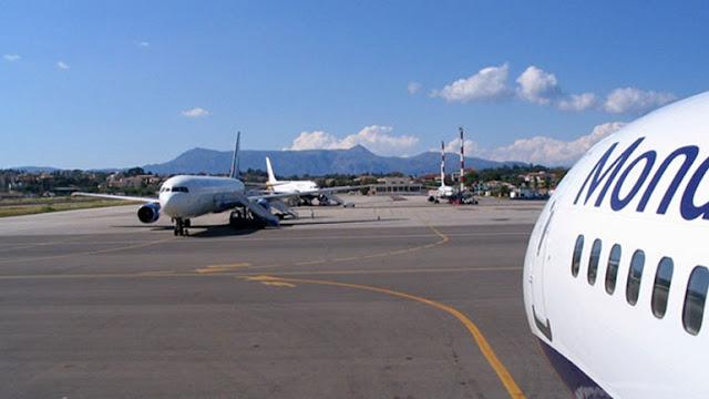 Πρέβεζα: Επιπλέον 850 αεροπλάνα θα προσγειωθούν στο αεροδρόμιο του Ακτίου το 2018