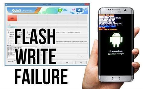 Solusi Jika FAIL Saat Melakukan Flashing Samsung Via Odin - firmware jos