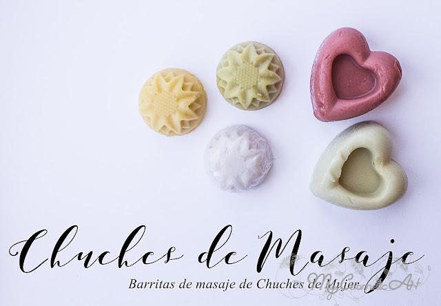 Barritas de masaje de Chuches de Mujer