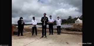 Jokowi Bagikan 20 Ribu Sertifikat Tanah Di Provinsi Sumut, Ada Buat Food Estate