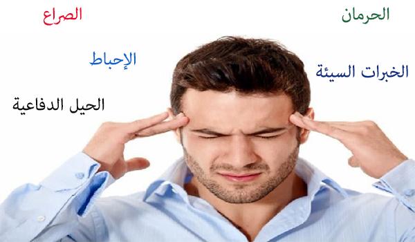 اسباب الاصابة بالامراض النفسية pdf
