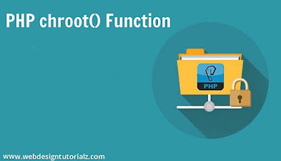 PHP chroot() Function