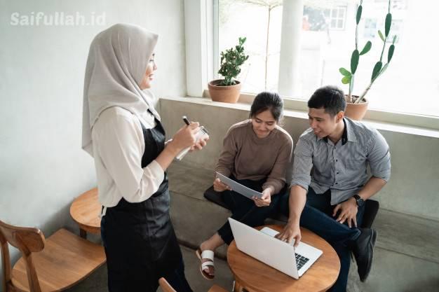 Lowongan Kerja Waiters Rumah Makan  Dapur Merry Jalan Purnama Pontianak