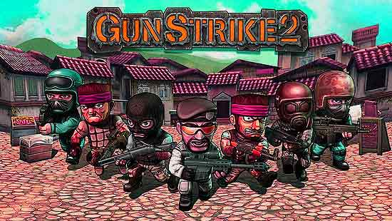 Gun Strike 2 Mod Apk