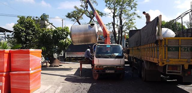 chuyển hàng đi Quảng Bình
