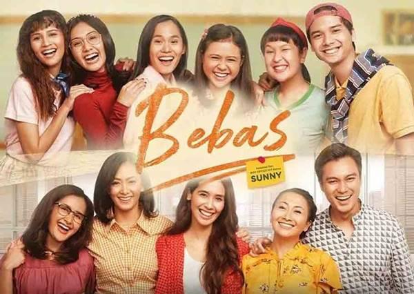 Review Film Bebas (2019), Karya Terbaru Riri Riza dan Mira Lesmana