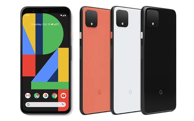 GOOGLE PIXEL 4 : les nouveautés du nouveau smartphone de Google