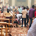 Easter Sunday Serial Bomb Blast in Srilanka Colombo