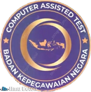 Logo Baru Computer Assisted Test (CAT) png