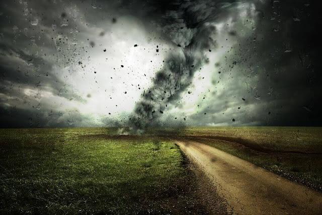 Storm Barry folded into Louisiana