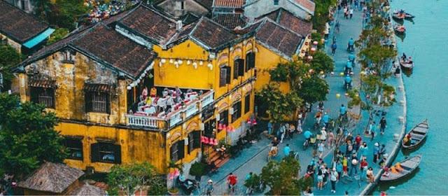 voyage au Vietnam en mars