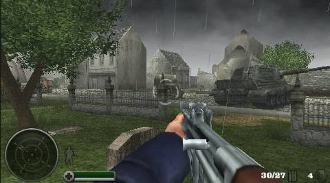 Download Medal Of Honor : Heroes PPSSPP