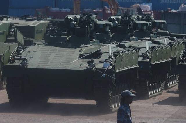 alutsista TNI AD