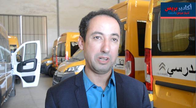 حاميد البهجة: الرجل الذي  ترجم الأقوال إلى أفعال لتنمية شمال تارودانت.