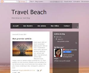 Travel Beach Theme