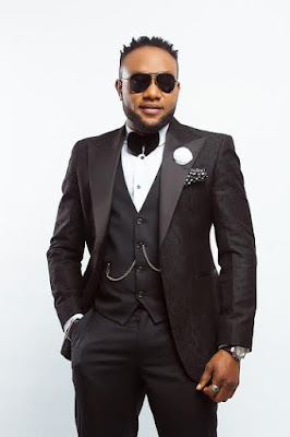 Music star Kcee releases dapper new photos
