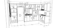 Pesan Home Furniture Interior Set Lengkap Semarang (Sesi 1 - Area Dapur & Ruang Tengah)