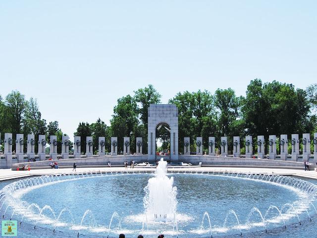 National World War II Memorial en Washington