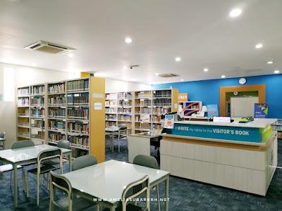 Perpustakaan di BSD