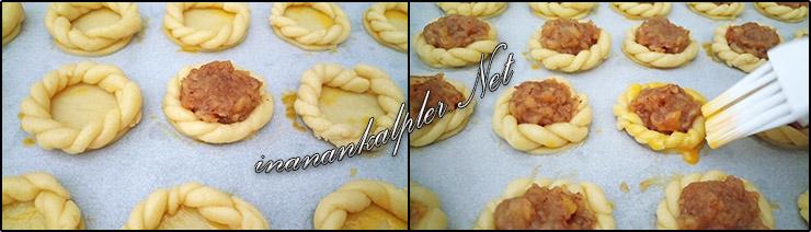Tarçınlı Elmalı Kurabiye Nasıl Yapılır - www.inanankalpler.net