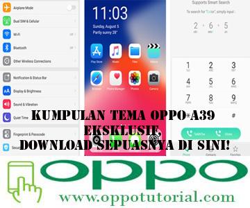 Tema OPPO A39