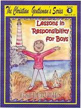 The Unlikely Homeschool-Lessons in Responsibility for Boys